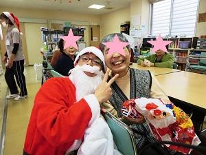 クリスマス サンタと撮影②